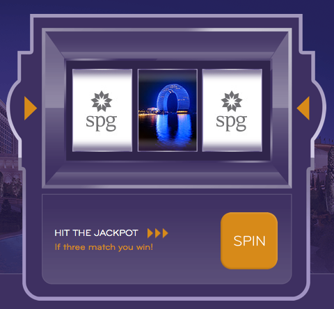 Take a Spin with SPG FreeStuffScavenger